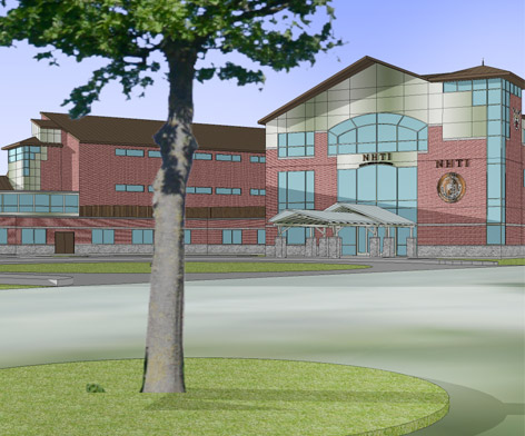 NHTI Proposed Academic Building